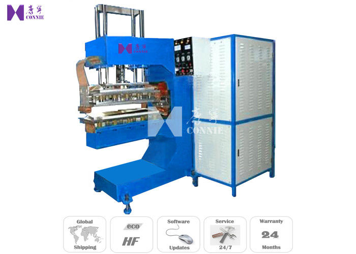 C - frame Style PVC Profile Welding Machine Automatically Over - Current Protection