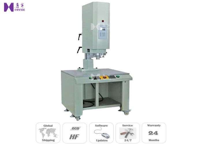 0.6Mpa Ultrasonic Plastic Welding Machine With Auto Stimulating Vibration System