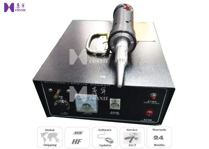 28Khz Ultrasonic Plastic Welding Machine 50Hz / 60Hz Fan Cooling Mode