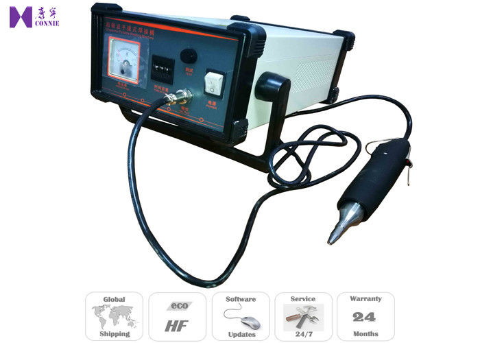 ABS Car Panel Ultrasonic Plastic Welding Machine 300W 35Khz Frequency