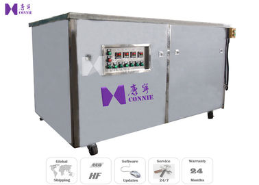 China Justierbare Reinigungs-Temperatur der Hardware-Ultraschallinjektor-Reinigungs-Maschinen-55L 1200W 30-110 usine